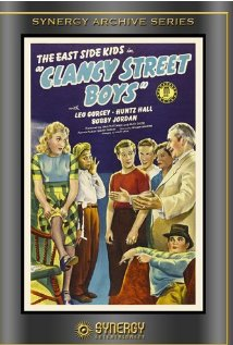 Clancy Street Boys 1943 poster
