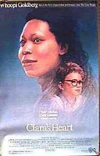 Clara's Heart (1988) cover