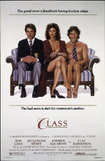 Class (1983) cover