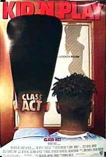 Class Act (1992) cover