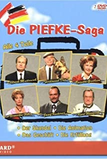 Die Piefke-Saga (1990) cover