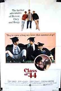 Class of '44 1973 poster
