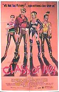 Class of 1984 (1982) cover
