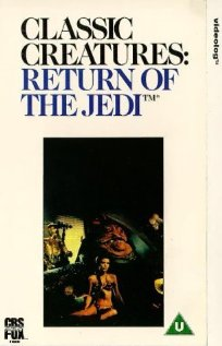 Classic Creatures: Return of the Jedi (1983) cover