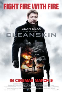 Cleanskin 2012 poster