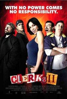 Clerks II (2006) cover