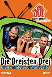 Die dreisten Drei (2002) cover