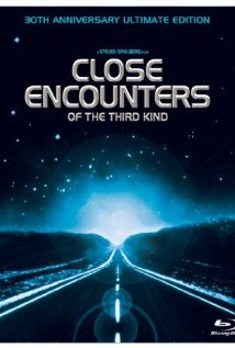 Close Encounters of the Third Kind (1977) cover