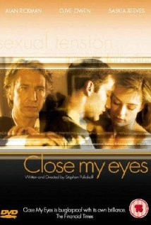 Close My Eyes (1991) cover