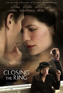 Closing the Ring 2007 poster