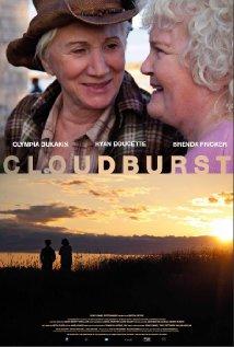 Cloudburst (2011) cover