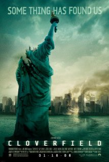 Cloverfield (2008) cover