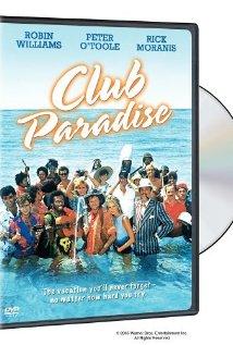 Club Paradise 1986 poster