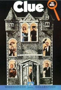 Clue (1985) cover