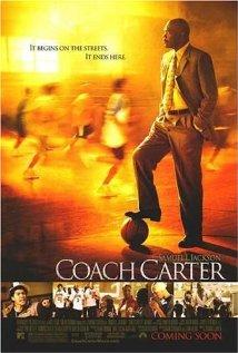 Coach Carter 2005 poster