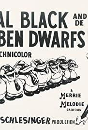 Coal Black and de Sebben Dwarfs (1943) cover