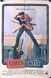 Coast to Coast (1980) cover