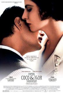 Coco Chanel & Igor Stravinsky (2009) cover