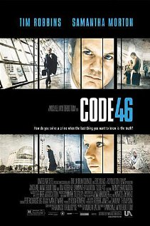 Code 46 2003 poster