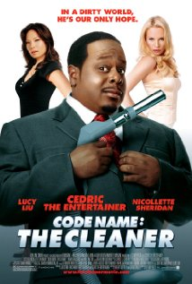 Code Name: The Cleaner (2007) cover