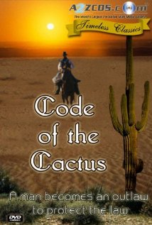 Code of the Cactus (1939) cover