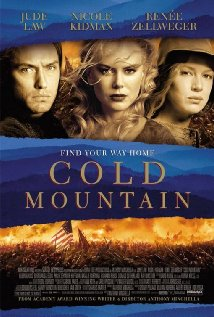 Cold Mountain 2003 poster