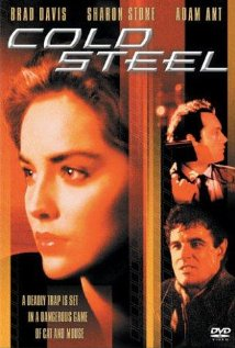 Cold Steel 1987 poster
