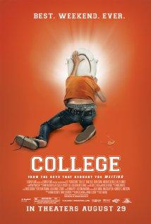 College (2008) cover
