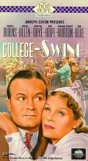 College Swing (1938) cover