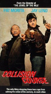 Collision Course (1989) cover