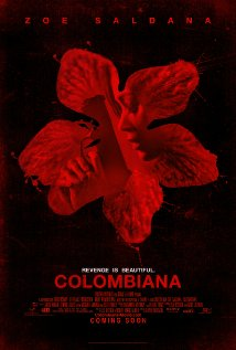Colombiana (2011) cover