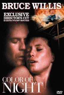 Color of Night (1994) cover