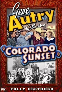 Colorado Sunset (1939) cover
