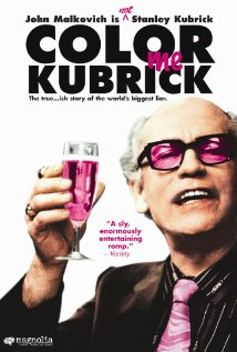 Colour Me Kubrick: A True...ish Story (2005) cover