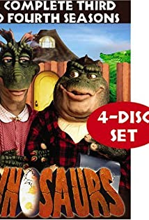 Dinosaurs (1991) cover