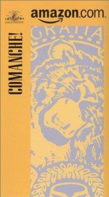Comanche (1956) cover