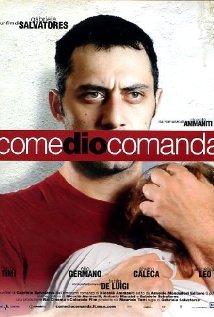 Come Dio comanda (2008) cover