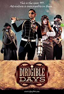 Dirigible Days 2012 poster