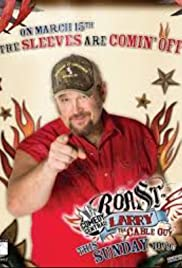Comedy Central Roast of Larry the Cable Guy 2009 poster