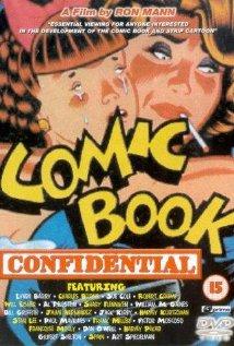 Comic Book Confidential (1988) cover