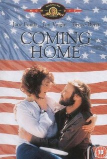 Coming Home 1978 poster