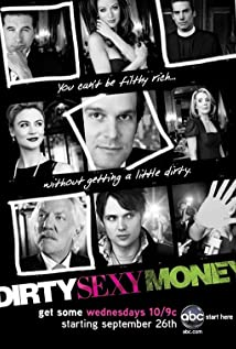 Dirty Sexy Money (2007) cover