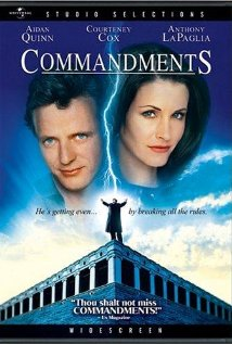 Commandments (1997) cover