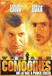 Comodines (1997) cover