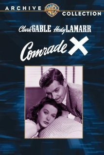 Comrade X (1940) cover