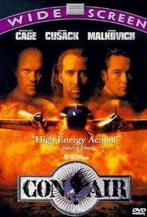 Con Air (1997) cover