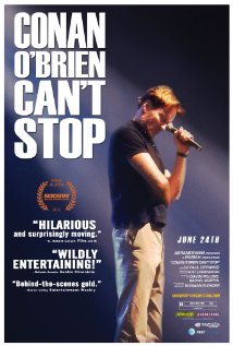 Conan O'Brien Can't Stop (2011) cover