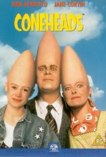 Coneheads (1993) cover