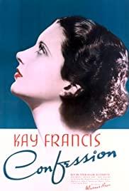 Confession (1937) cover