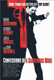 Confessions of a Dangerous Mind (2002) cover